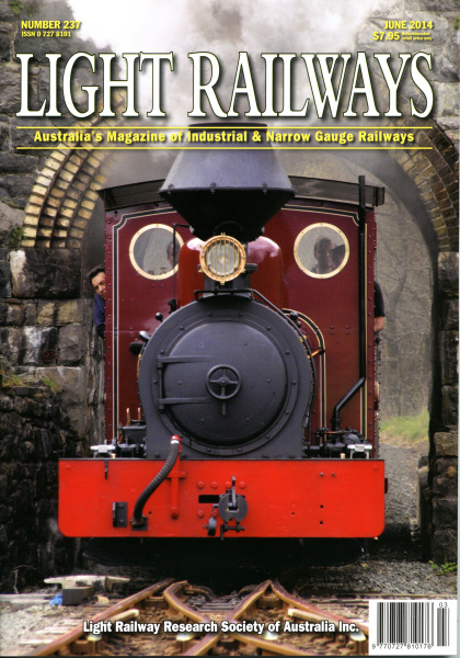Light Railways magazine Nos 226 to 250